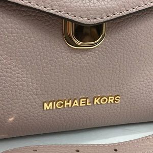 Michael Kors Bags - Michael kors Leather Satchel crossbody Bag $348